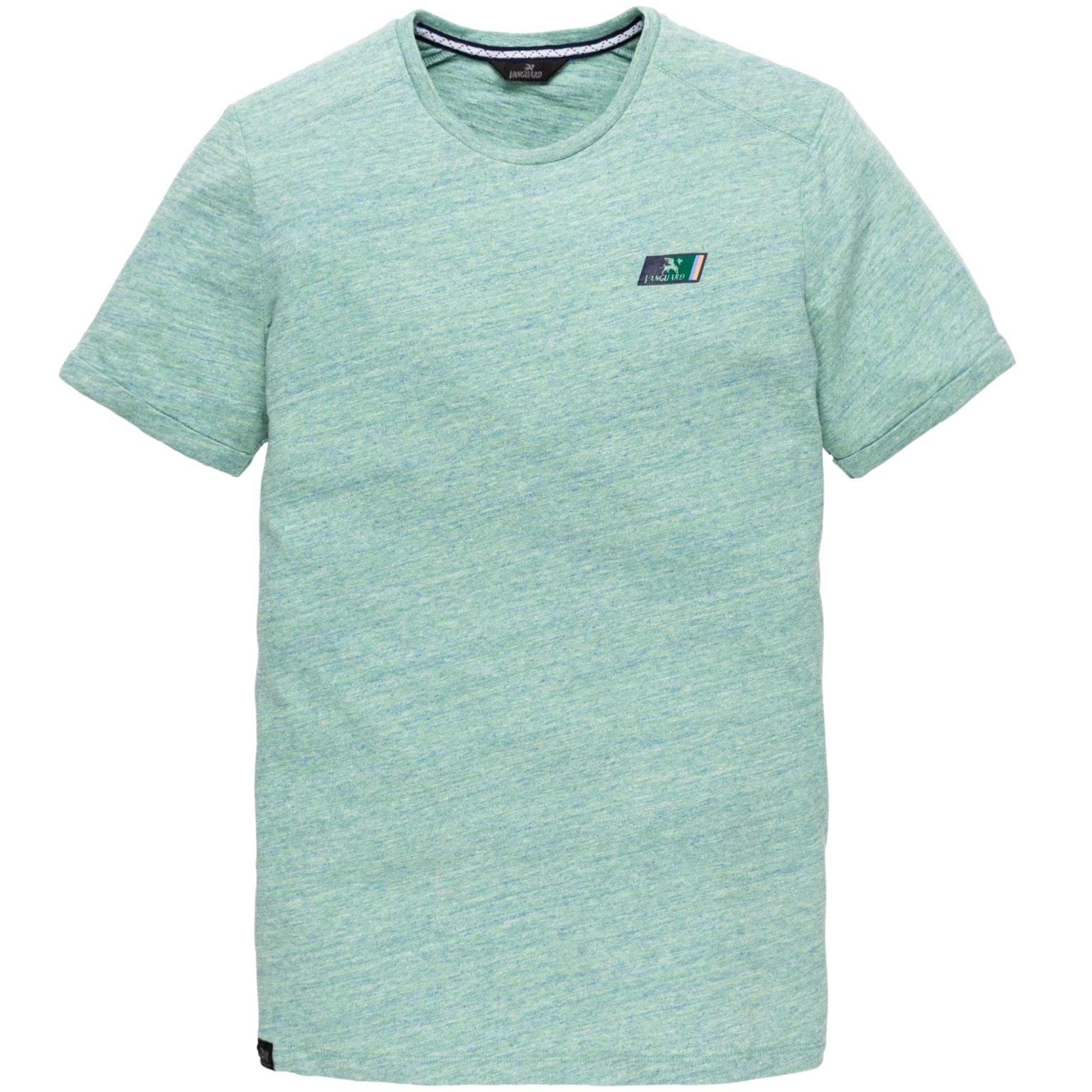 Groen heren t-shirt Vanguard - VTSS202530 6119