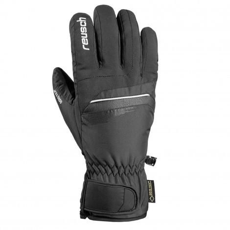 Zwarte heren handschoenen Reusch Frank GTX - 4701347 701