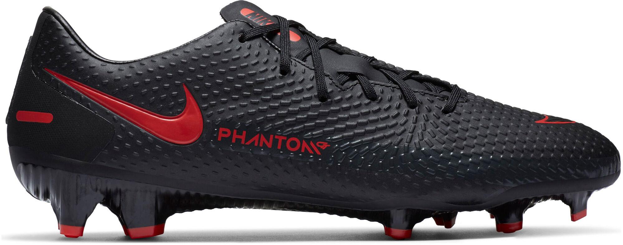 Zwart/rode voetbalschoenen Nike Phantom GT Academy - CK8460 060