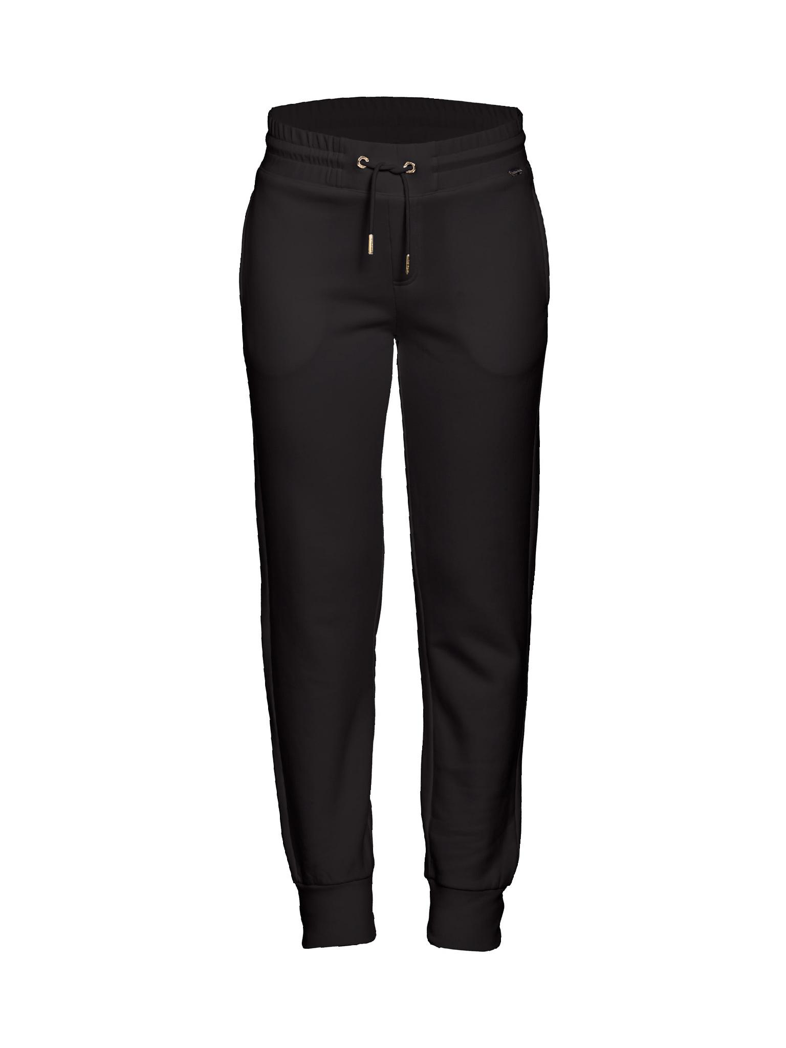 Zwarte dames broek Goldbergh - Ease
