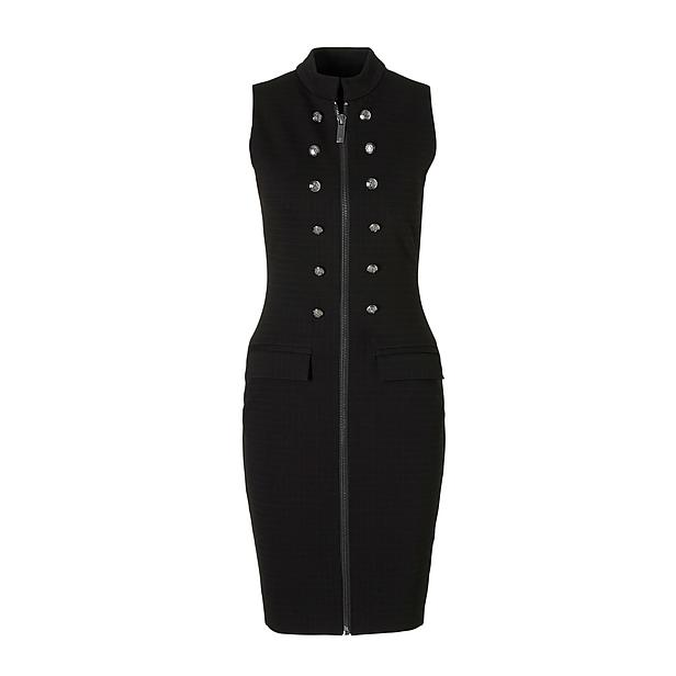 Zwarte dames jurk Supertrash - Daria