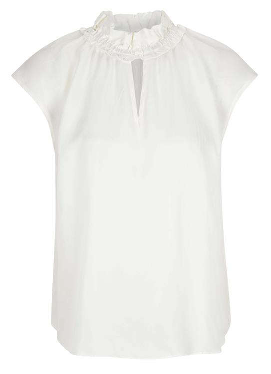 Witte dames top Gustav - 10581