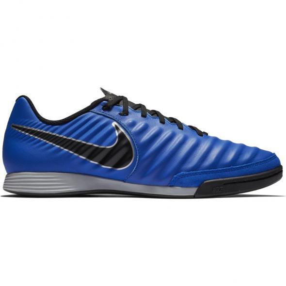 Blauwe heren indoorschoen Nike Legend 7 Academy IC - AH7244 400
