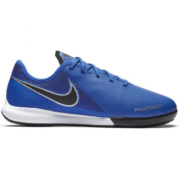 Blauwe kinder indoorschoenen Nike JR Phantom VSN Academy IC - AR14345 400