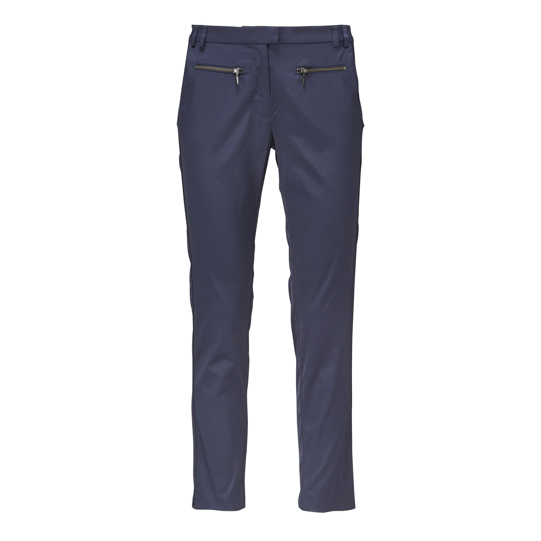 Donkerblauwe dames broek Gustav - 24026