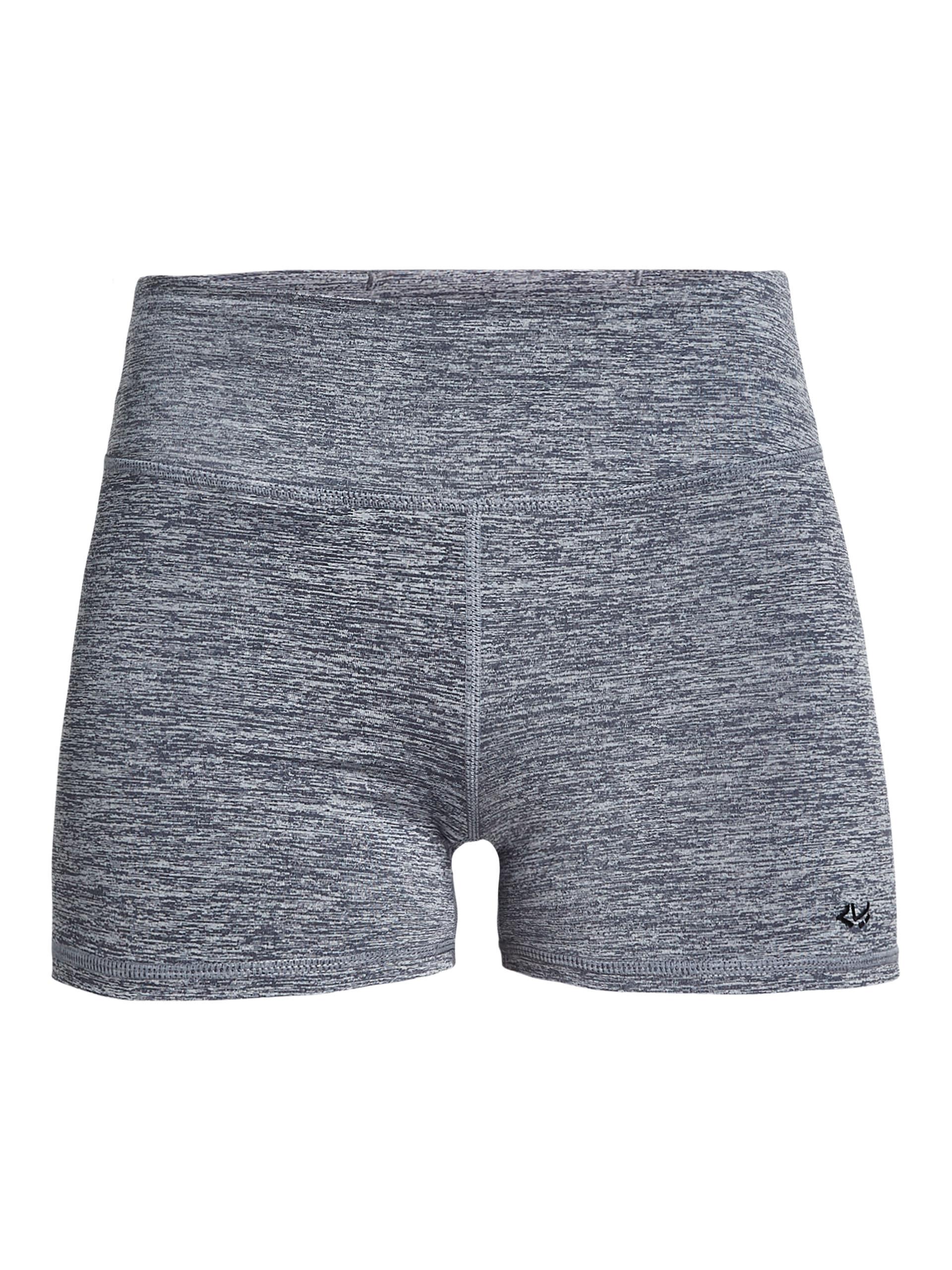 Grijs kort dames sport broekje Rohnisch - Hotpants