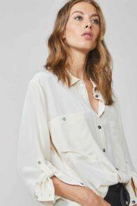 witte dames blouse - Summum Woman - 122