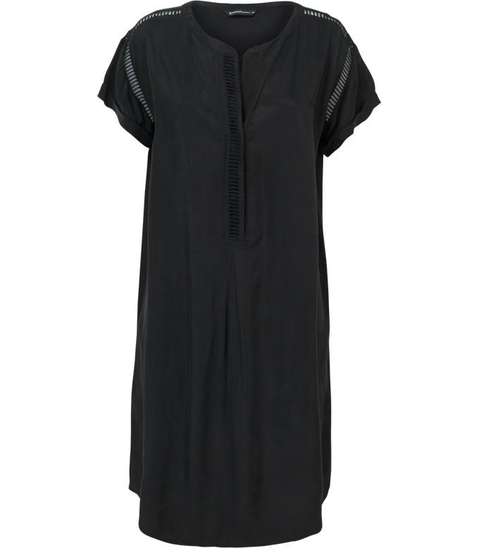 Zwarte jurk Summum 5S670-10040