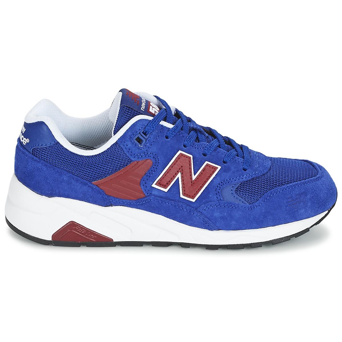 Blauwe New Balance sneaker MRT580LA