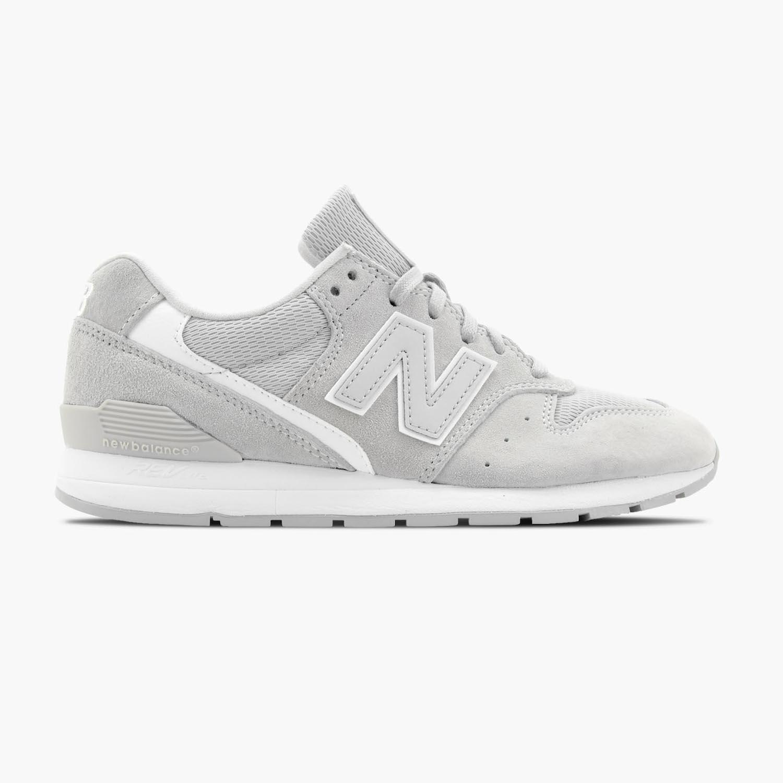 Grijze heren sneaker New Balance MRL996LG
