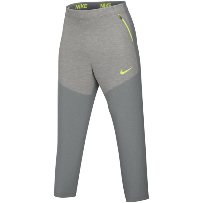 Grijze heren trainings broek Nike Therma-Fit - DD2108-084