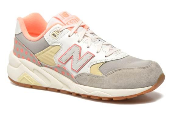 Grijs oranje dames sneaker - New Balance WRT580 KP