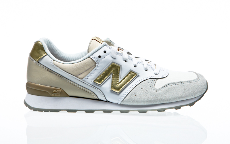 Witte sneaker New Balance WR996 IE