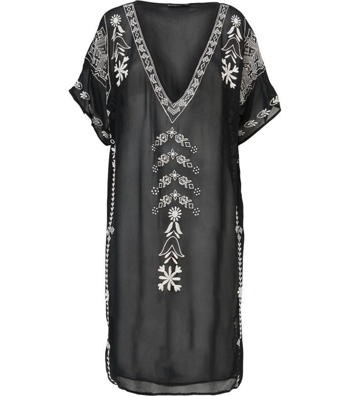 Zwarte tuniek Summum 5S661-10021