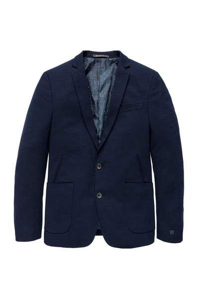 Blauwe heren blazer Vanguard - VJJ186360 - 5287