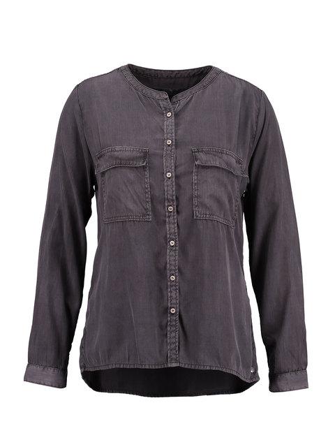 Grijze dames blouse Garcia - a70027