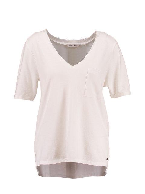 Wit dames shirt Garcia - a70025