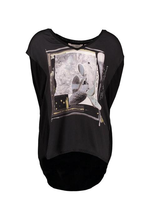 Zwart dames shirt Garcia - e7005