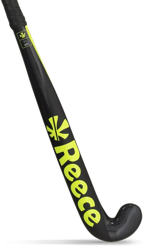 Zwarte gele kinderzaalstick Reece IX 65 Junior indoor - 889013 8400
