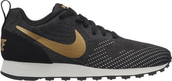 Zwarte damesschoen Nike MD Runner 2 ENG Mesh - 916797 007