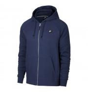 Donkerblauw heren vest Nike Optic FZ - 928475 410