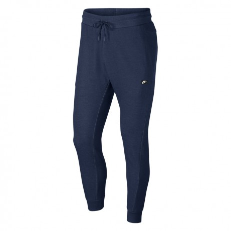 Donkerblauwe heren jogger Nike NSW Optic - 928493 410