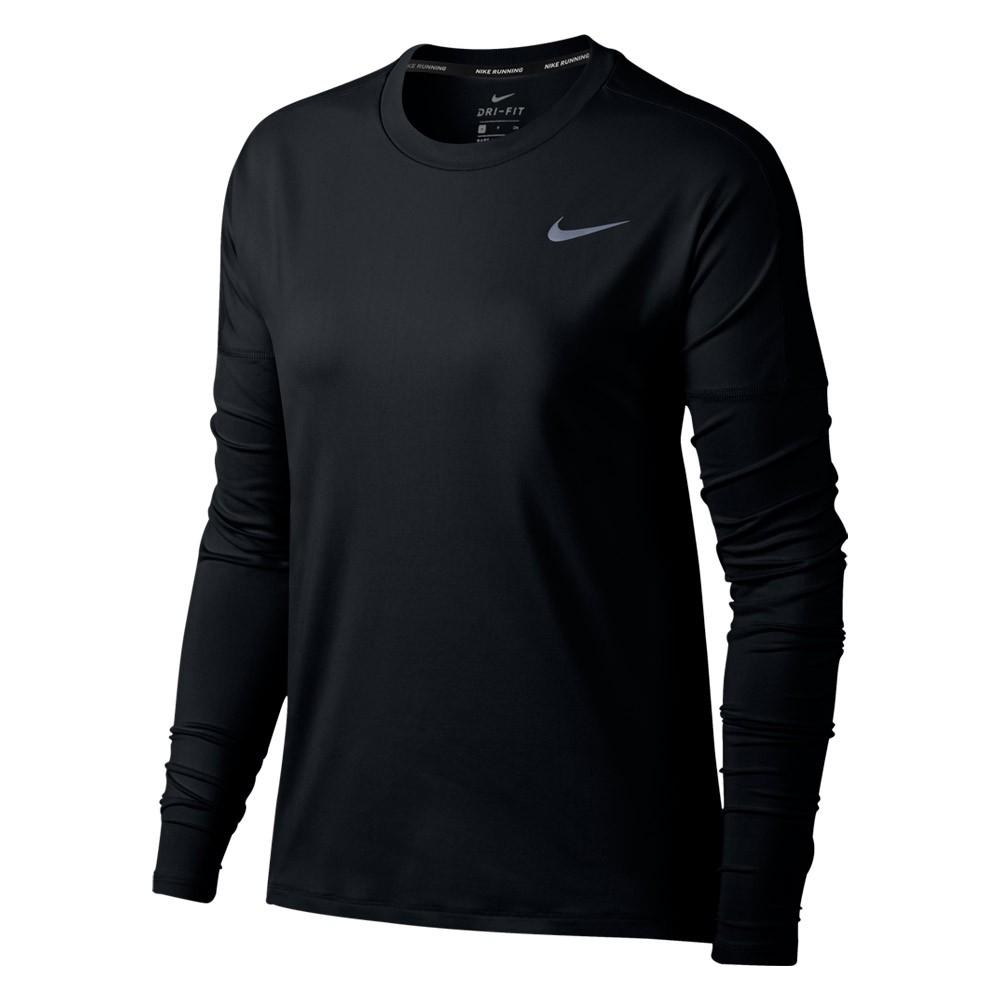 Zwart dames shirt lm Nike - 943467