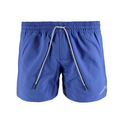 Blauwpaars heren zwemshort Brunotti - Crunot