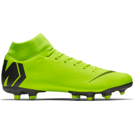 Neon gele voetbalschoenen Nike Superfly 6 Academy FG/MG - AH7362 701