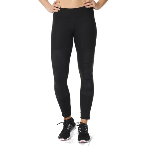 Zwarte dames sporttight Adidas AP9529
