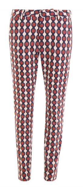 Mos Mosh pantalon dames Abbey Mekko Pant - 127202-983