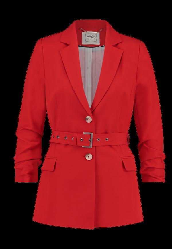Rode dames blazer Aaiko - Celina 171664