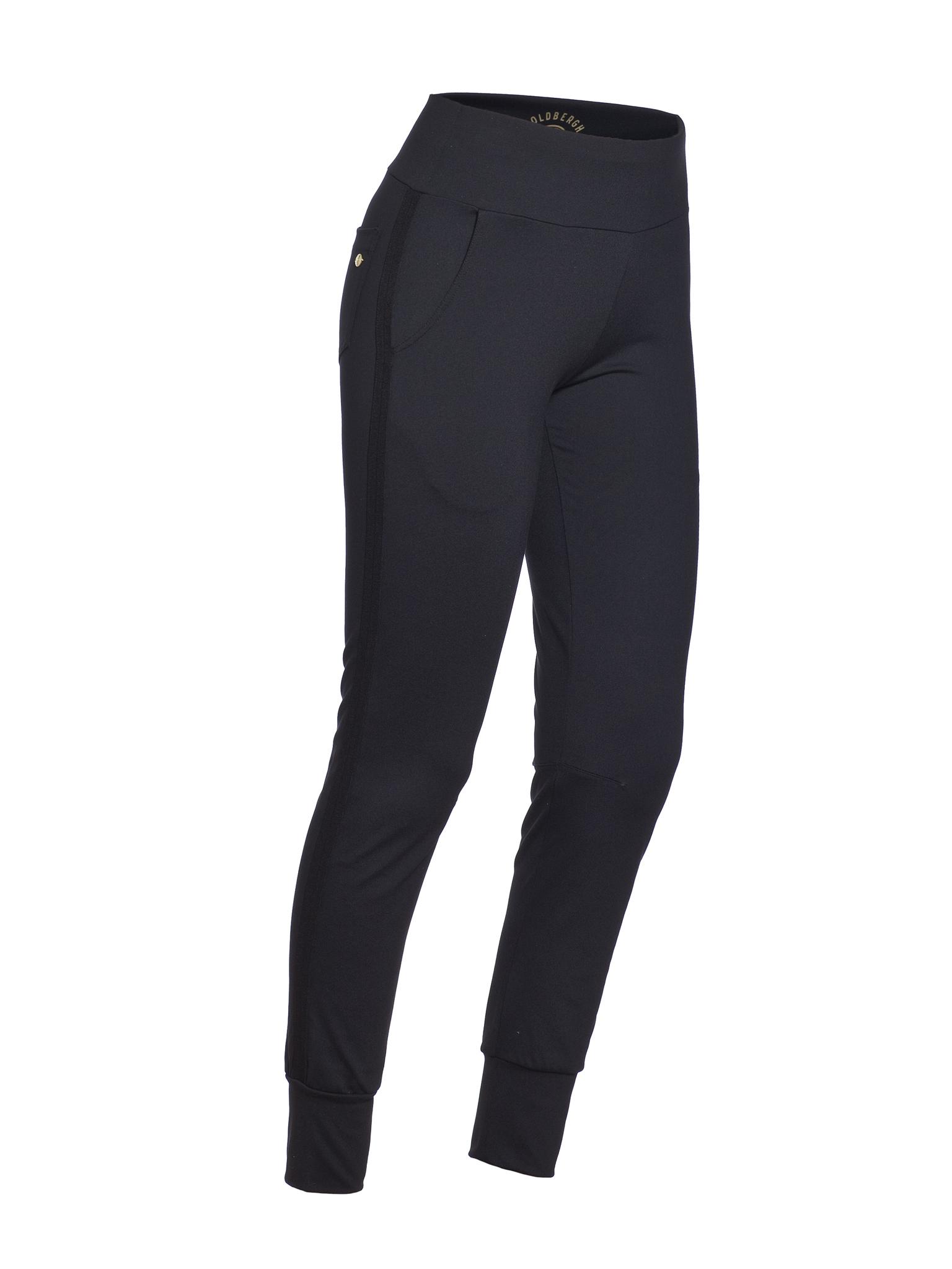 Zwarte dames broek Goldbergh - Workout