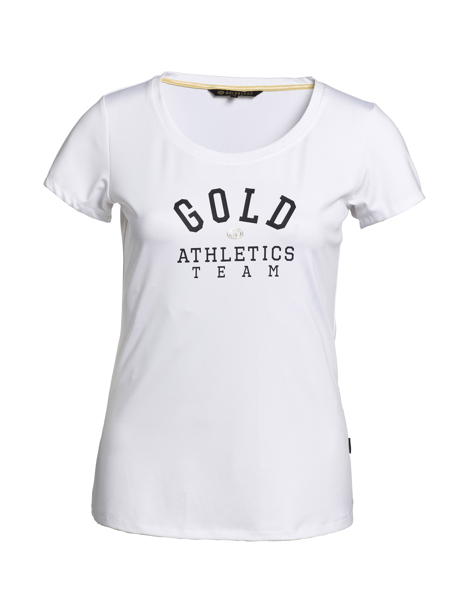 Wit dames shirt Goldbergh -  Base