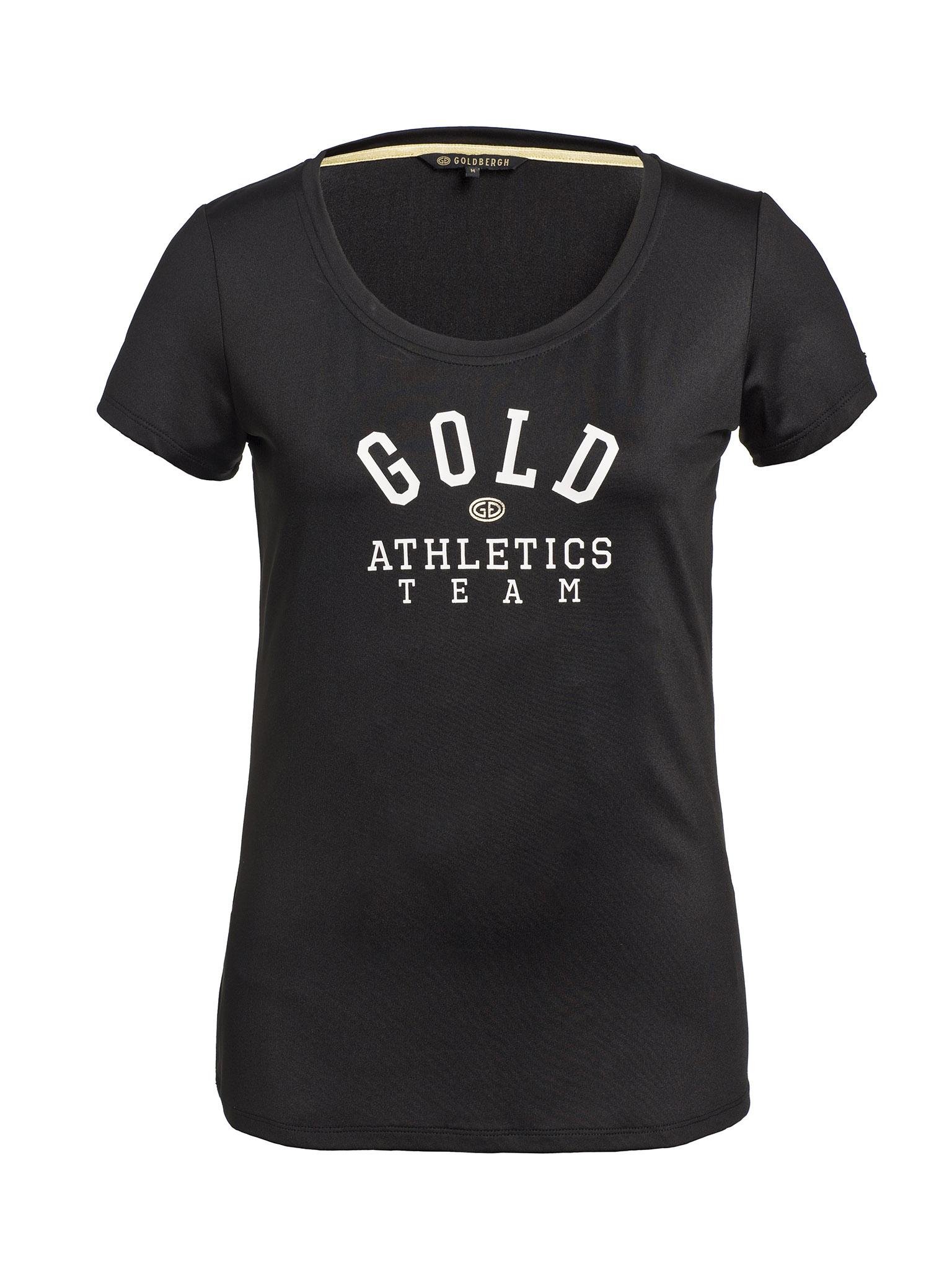 Zwart dames shirt Goldbergh - Base