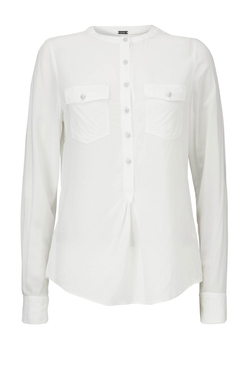 Witte dames blouse Gustav - 24616