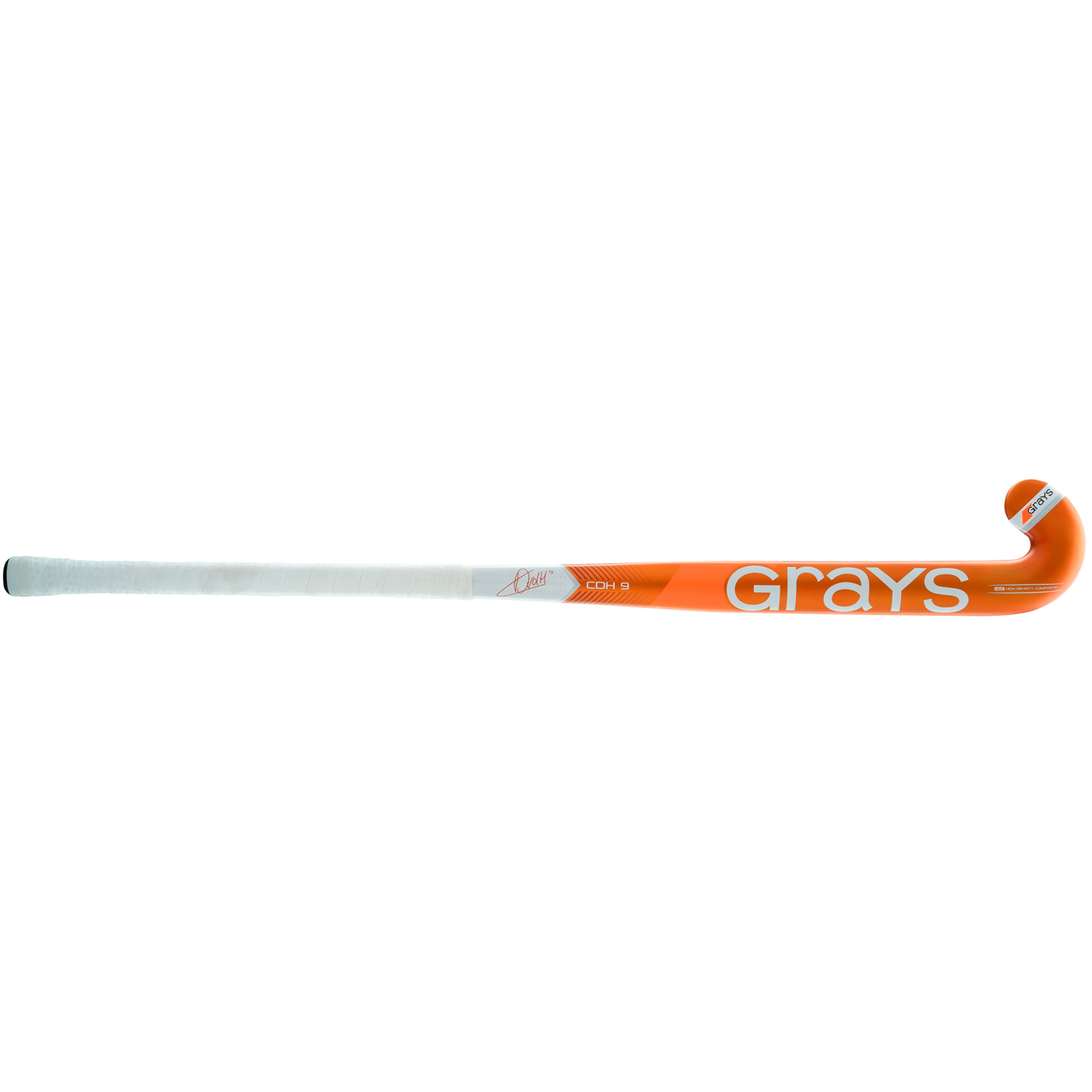 Oranje kunststof hockeystick junior Grays CDH9 2282933