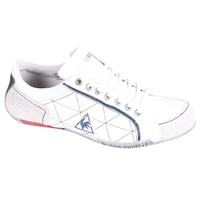 Le Coq Sportif Cannet Low bright white new