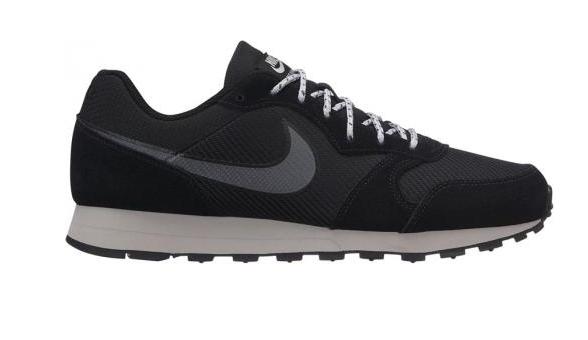 Zwarte herenschoen Nike MD Runner 2 SE - AO5377-003