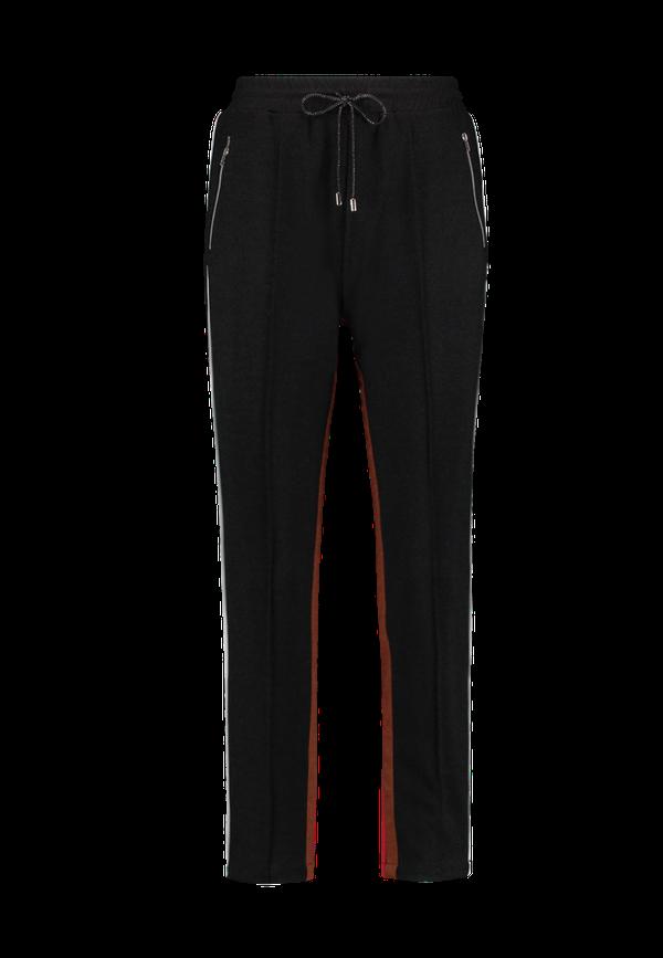 Zwarte dames glitter broek Aaiko - Lines 900