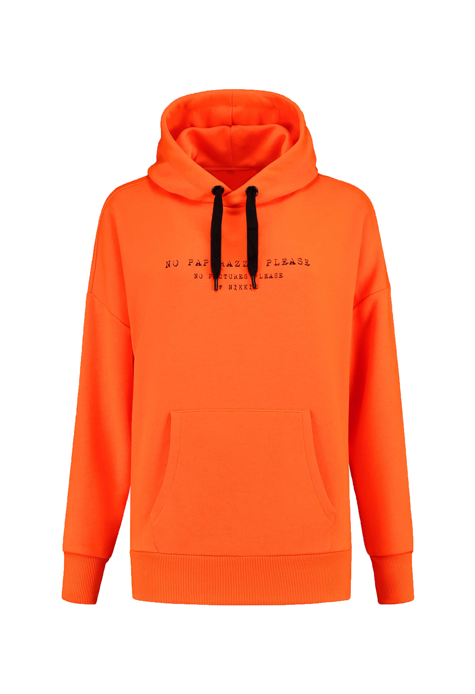 Oranje dames trui met tekst Nikkie - N8-850 2001 3514