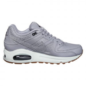 Grijze dames air max command premium Nike - 718896 005