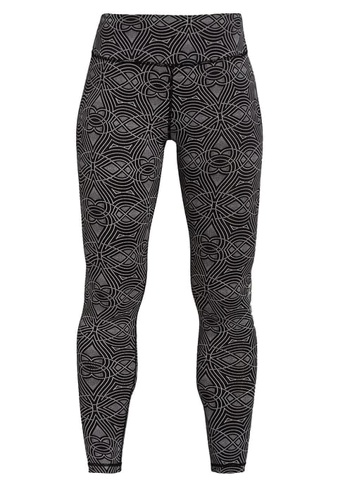Zwart gekleurde dames tight Rohnisch - 270178