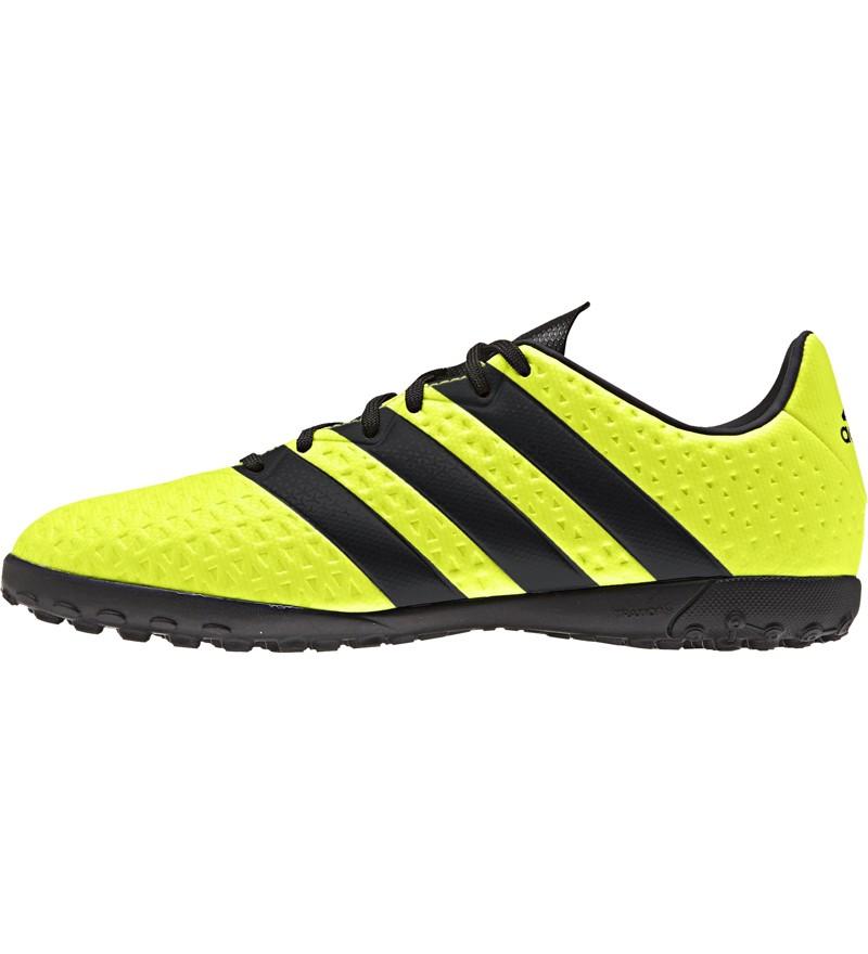 Gele Adidas Ace 16.4 TF Junior