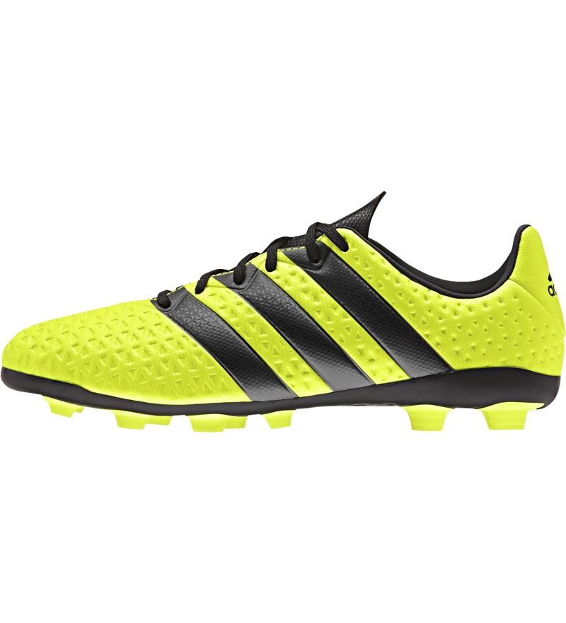 Gele Adidas Ace 16.4 FG Junior