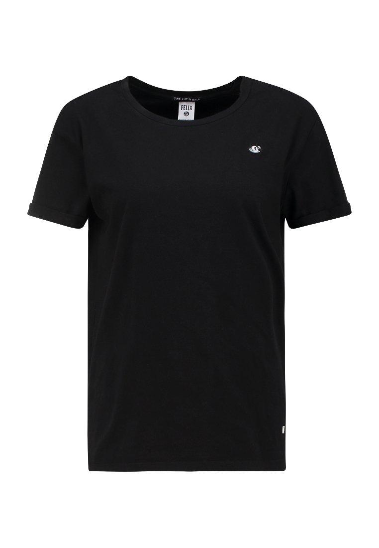 Zwart dames shirt Scotch & Soda - 144963