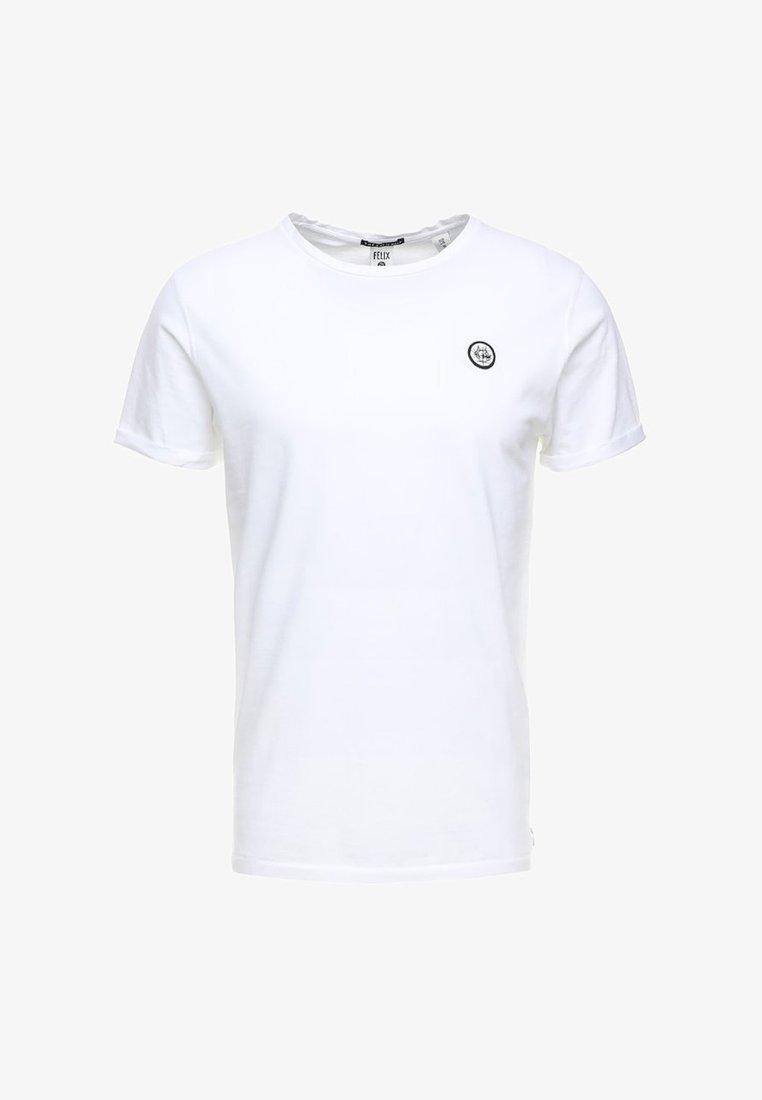 Wit heren shirt Scotch & Soda - 144238