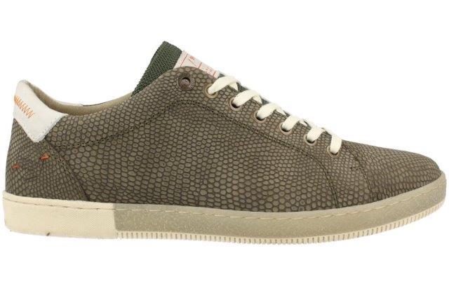Groene Heren sneaker Brunotti Sesto - 9600