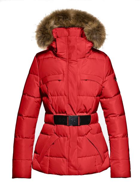 Rode dames jas Goldbergh - Jules