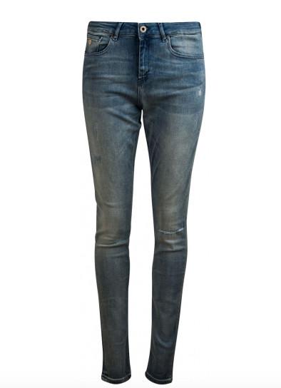 Blauwe dames jeans Maison Scotch - 132636